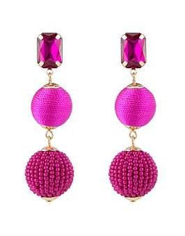 David Lawrence Richness Drop Earring