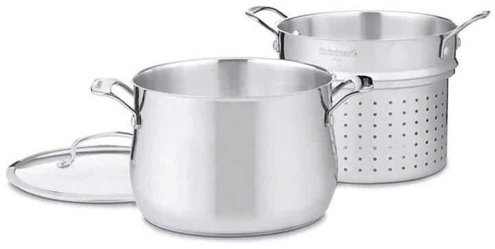 CuisinartCuisinart Contour 6-qt. Stainless Steel Pasta Steamer Set