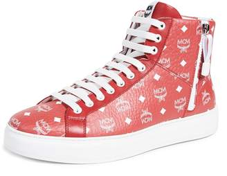 91c90960707b MCM Red Shoes For Men - ShopStyle Canada
