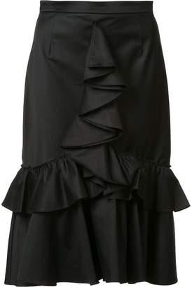 Tome ruffle skirt