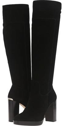 MICHAEL Michael Kors Regina Platform Boot $295 thestylecure.com
