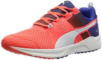 Puma Women's Ignite XT v2 WNS Running Shoes, Red-Rot (Red Blast White-Royal Blue 01), 7
