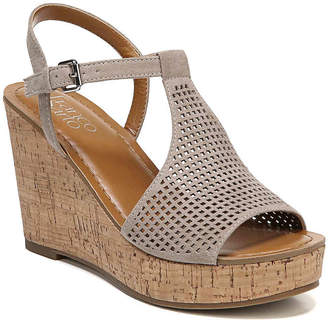 a78beb667567 Franco Sarto Wedge Women s Sandals - ShopStyle