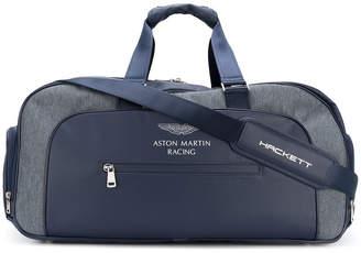 Hackett Aston Martin Racing duffle bag