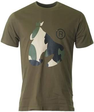 Money Camo Ape Crew Neck T-shirt