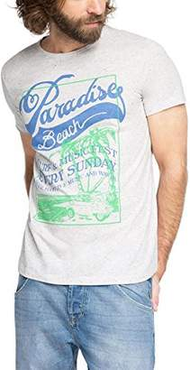 Esprit Men's Cn Starheath Short Sleeve Sports Shirt