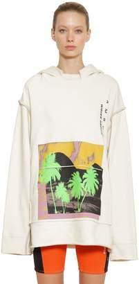 Ambush Oversized Cotton Sweatshirt