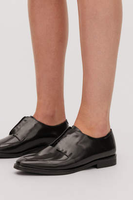 Cos POINTED LEATHER BROGUES
