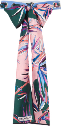 Emilio Pucci Needle and Thread Scarf Belt $675 thestylecure.com