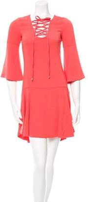 Rachel Zoe Lace-Up Shift Dress w/ Tags
