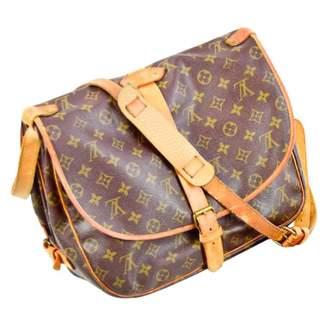 Louis Vuitton Saumur leather crossbody bag
