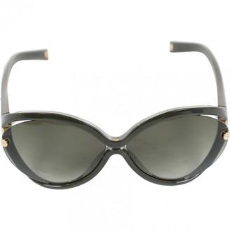 Louis Vuitton Green Plastic Sunglasses