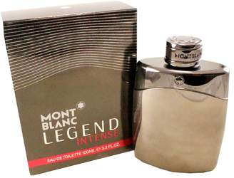 Montblanc Mont Blanc Legend Intense Eau De Toilette Spray for Men, 3.3 Fl Oz