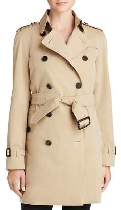 Burberry Heritage Westminster Mid-Length Trench Coat