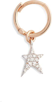 Kismet by Milka Diamond Starstruck Small Hoop Earring