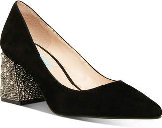 Betsey Johnson Blue by Paige Evening Shoes Women Shoes