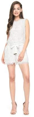 Juicy Couture Palms Lace Romper