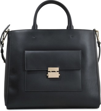 Hugo Boss MUNICH TOTE $1,245 thestylecure.com