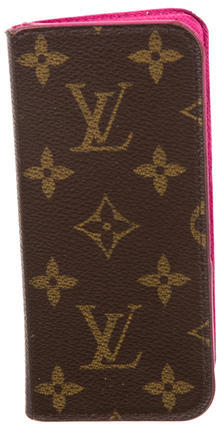 Louis Vuitton Louis Vuitton Monogram iPhone 6/6S Folio Case