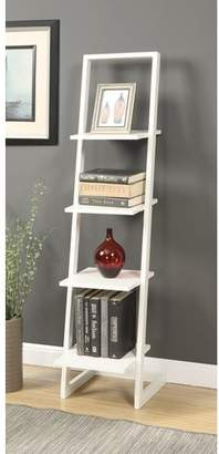 Edwin Zipcode Design Leaning Ladder Bookcase
