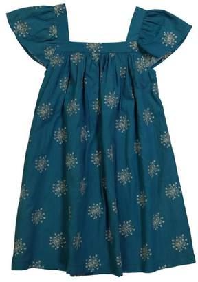 Lison Paris Sunset Dress Emerald