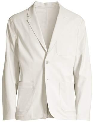 Solid Homme Lightweight Two-Button Blazer