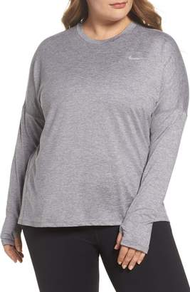 Nike Dry Element Long Sleeve Top