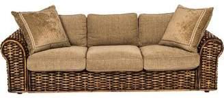 Ralph Lauren Peel Collection Rattan Sofa