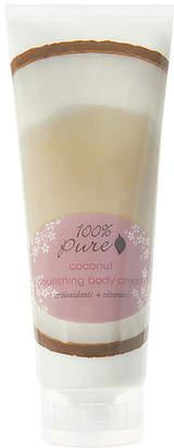 100% Pure Body Cream.