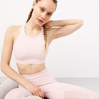 J.Crew New Balance for performance mesh-back sports bra