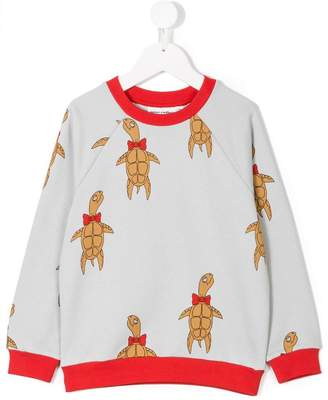 Mini Rodini Turtle print sweatshirt