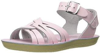 Salt Water Sandals by Hoy Shoe Girls' Strappy-K Flat Sandal