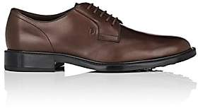 Tod's Men's Burnished Leather Bluchers - Brown