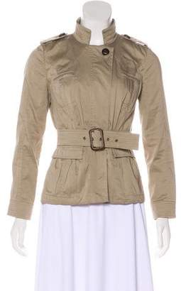 Diane von Furstenberg Benjamin Long Sleeve Jacket