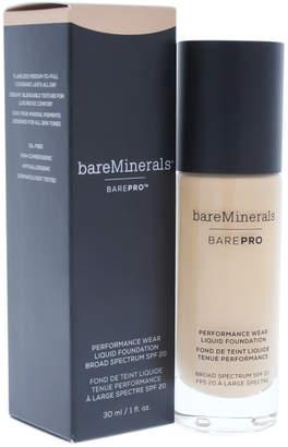 bareMinerals 1Oz Natural Barepro Performance Wear Liquid Foundation Spf 20