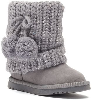 Jumping Beans® Toddler Girls' Speckled Boots $44.99 thestylecure.com