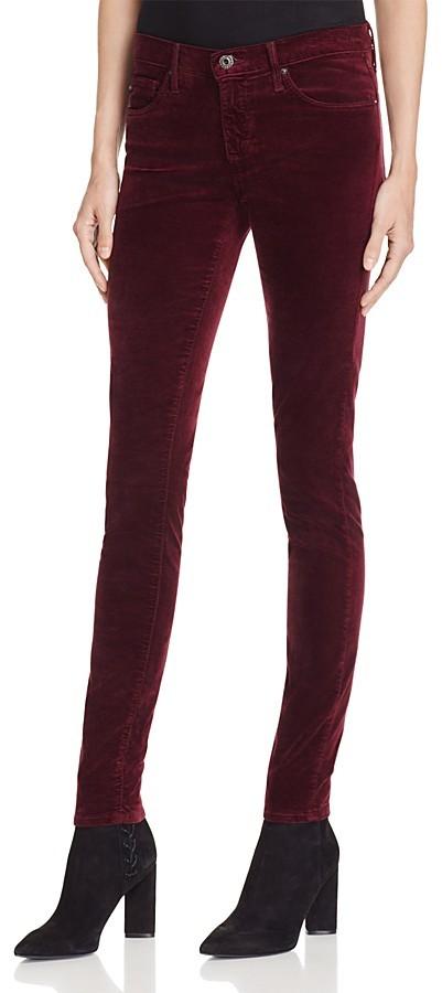 AG JeansAG Super Skinny Velvet Jeans - 100% Exclusive