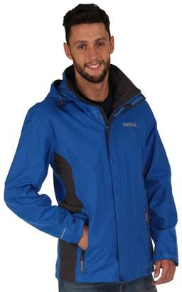 Regatta Oxford Blue Matt Waterproof Jacket