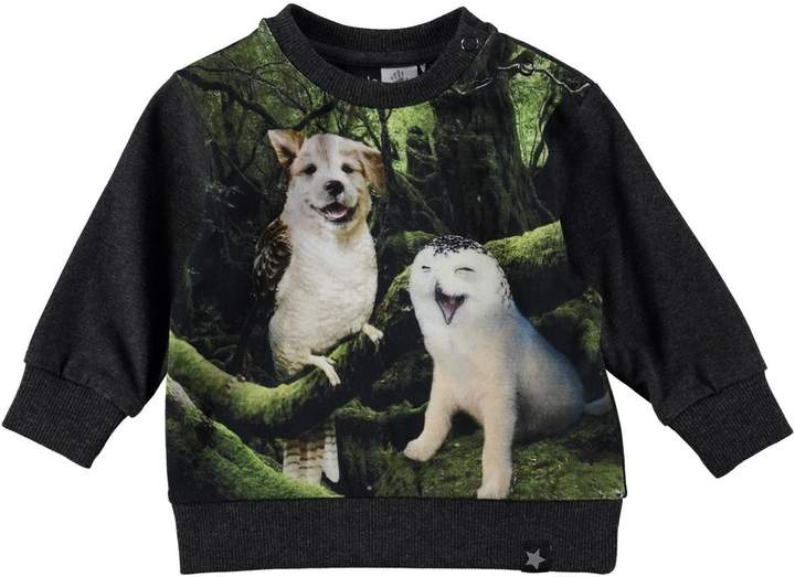 Laughing Animals Sweater
