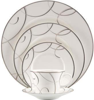Nikko Elegant Swirl 5-pc. China Place Setting