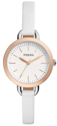 Fossil Women's Classic Quartz Watch, 32mm