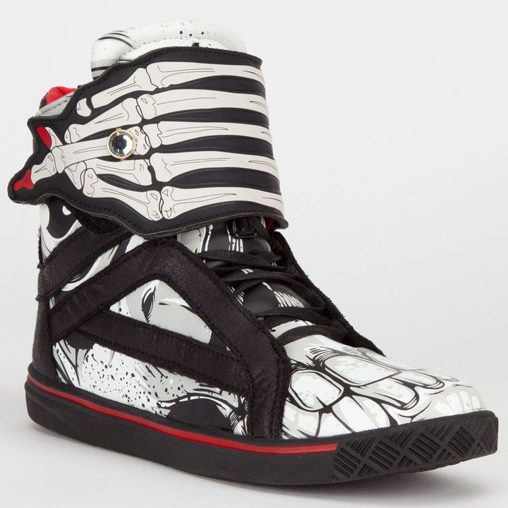 Iron Fist Bone Breaker Womens Shoes