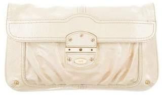 Rafe Patent Leather Clutch