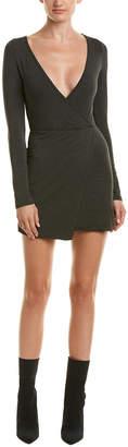 Clayton Bree Faux Wrap Dress