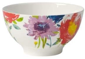 Villeroy & Boch Anmut Flowers Rice Bowl