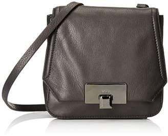 Kooba Filmore Smooth Mini Flap Cross Body Bag