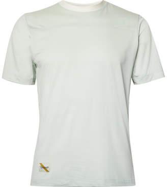 Tracksmith Twilight Stretch-Mesh T-Shirt
