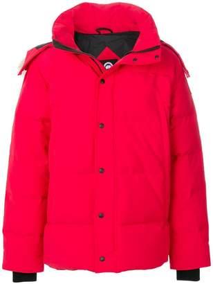 Canada Goose short padded coat
