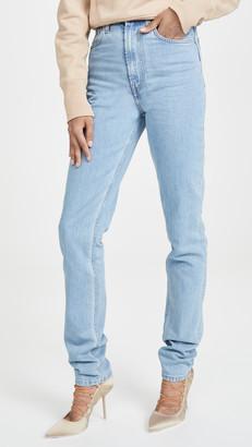 Helmut Lang Femme High Spikes Jeans