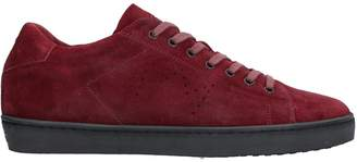 Leather Crown Low-tops & sneakers - Item 11342098WD